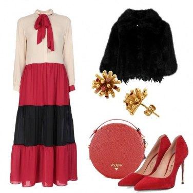 Outfit Elegante e alternativa