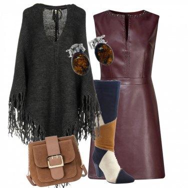 Outfit Etnico elegante c0c3682811a
