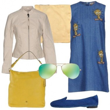 Outfit Tweety style