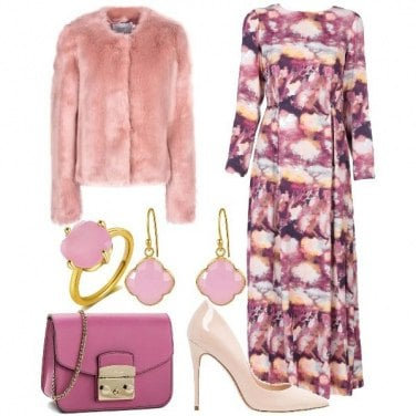 Outfit Sfumature Pink