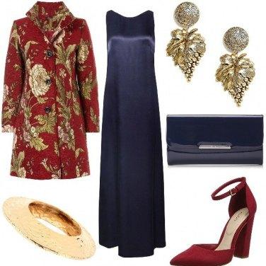 Outfit Oro barocco