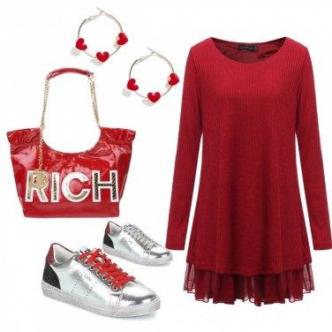 Outfit Cuoricini per te