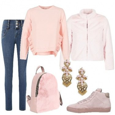Outfit Sweet pink