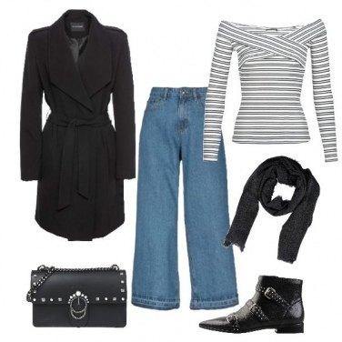 Outfit Borchiata