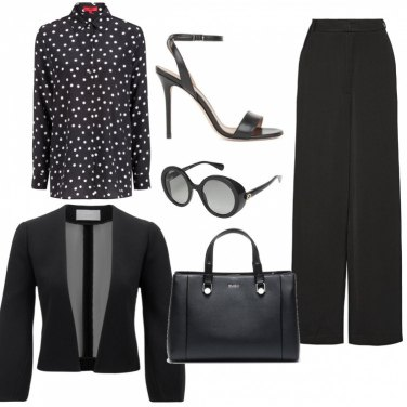 Outfit Intramontabile nero