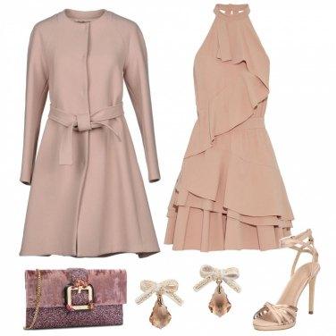 Outfit Una splendida testimone