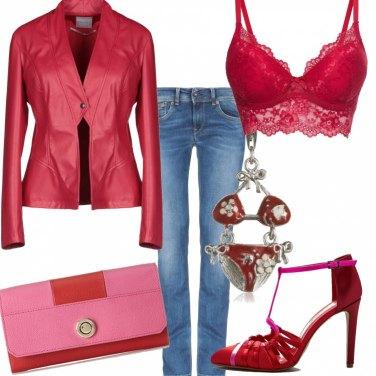 Outfit Un reggiseno per San Valentino