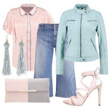 Outfit Eleganza particolare