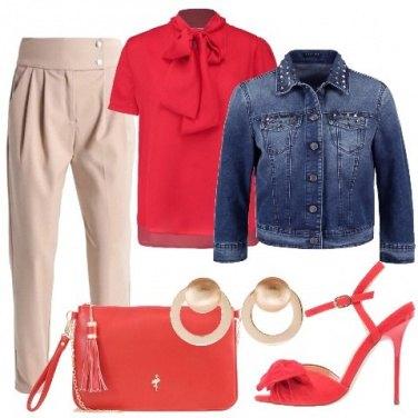 Outfit La giacca che sdrammatizza