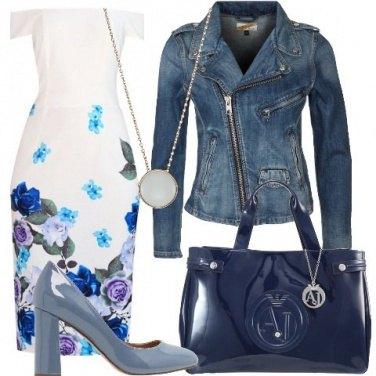 Outfit L\'abito a fiori