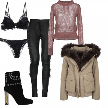 Outfit Intimo Chic