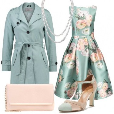Outfit Stampe a fiori