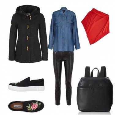 Outfit Urban, universita\' sto arrivando