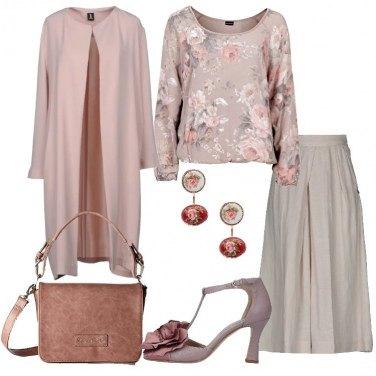 Outfit Per te ultra romantica