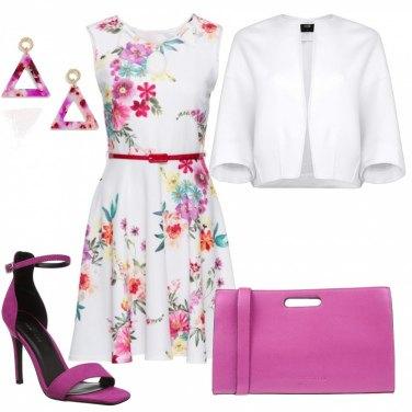 Outfit Un abito per la primavera