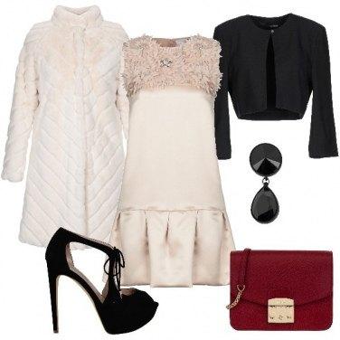 Outfit Bianco evento non ti temo