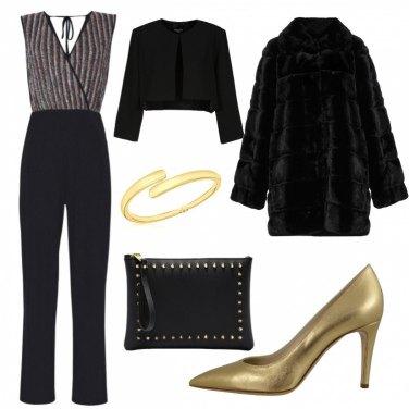 Outfit Tuta elegante