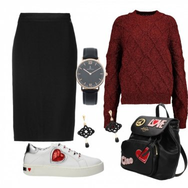 Outfit Rock #548