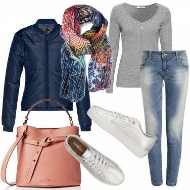 Outfit A tuo agio per la giornata