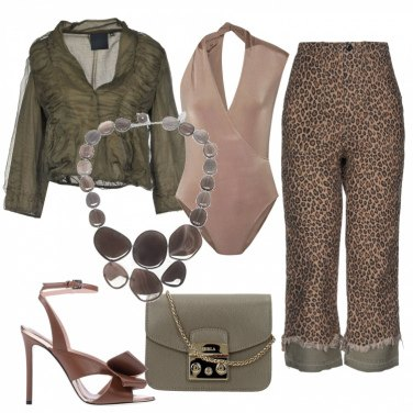 Outfit Look chic