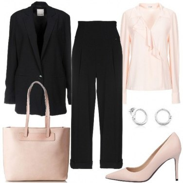 Outfit Femminile in tailleur