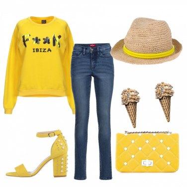 Outfit Un gelato al sole con le amiche