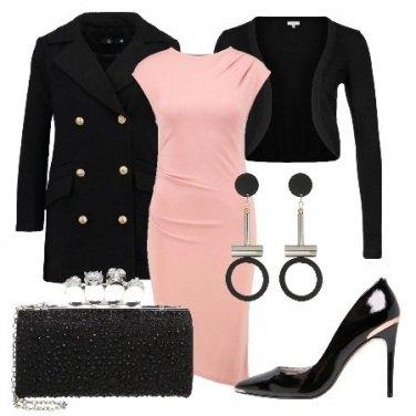 Outfit Un bel rosa