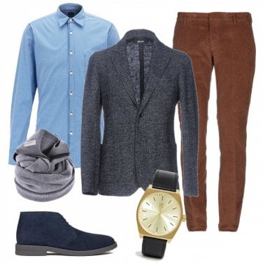 Outfit English man