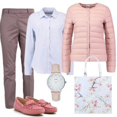 Outfit Arriva la primavera