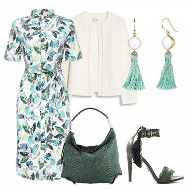 Outfit La primavera sta arrivando