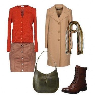 Outfit Femminile con gli anfibi