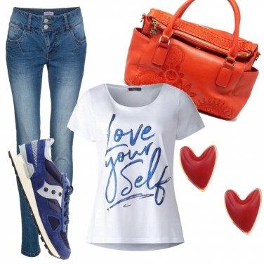 Outfit Ama te stessa