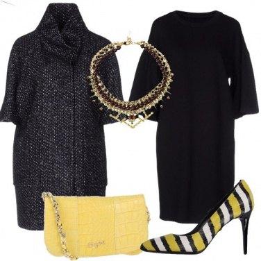 Outfit Il giallo si fa chic