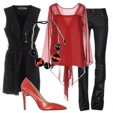 Outfit Pronta per l\'aperitivo
