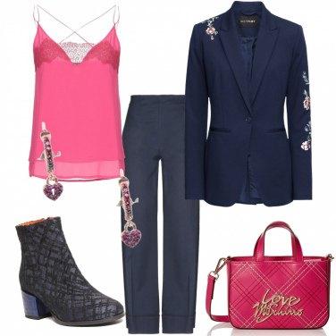 Outfit Romantica e sexy per l\'ufficio