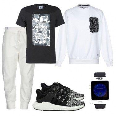 Outfit Un orologio per lo sport