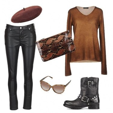 Outfit Rock #561
