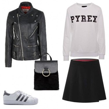 Outfit Trendy girl