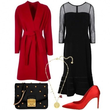 Outfit Un classico