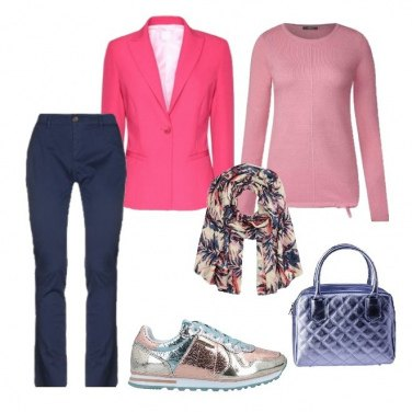 Outfit Colore casual