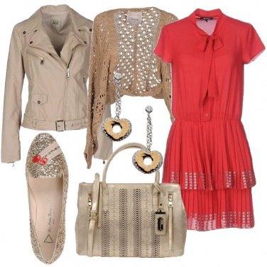 Outfit Primavera platinata