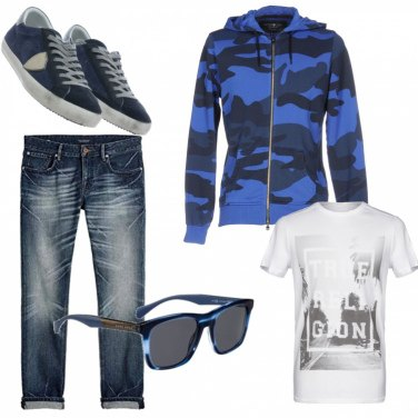Outfit Urban #173