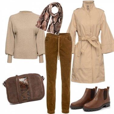 Outfit Basic economico per l\'ufficio