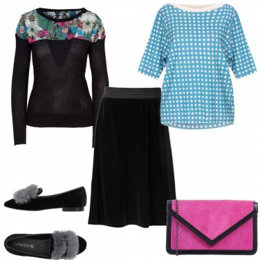 Outfit #curvy#bene con poco di più
