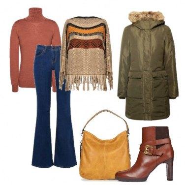 Outfit Un animo vintage