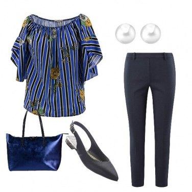 Outfit A conoscere i suoi