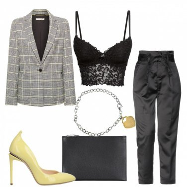 Outfit Un tocco sexy