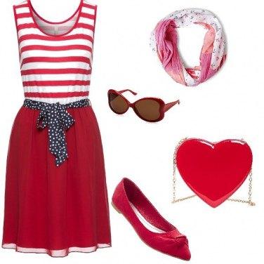 Outfit I love Paris