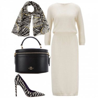 Outfit La tracollina nera
