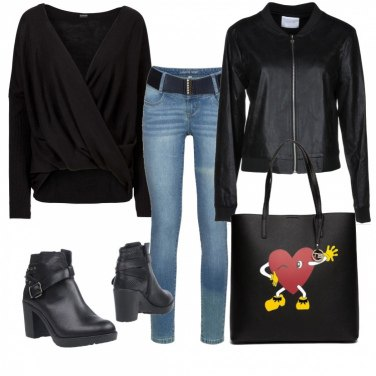 Outfit Rock #567